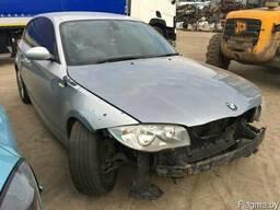 1. BMW E81. 2007г. в. 2.0d. Двигатель N47D20A