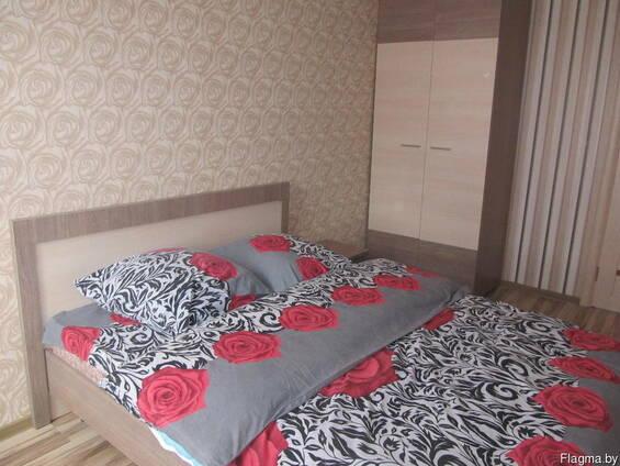 3-х комнатная квартира на сутки центр Минска, wi-fi