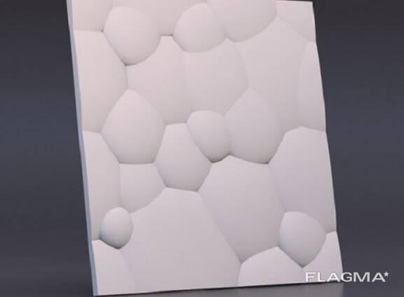 """3D-панели """"Пузыри"""""""