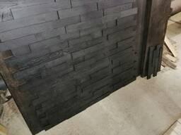 3д стеновые панели из массива дерева