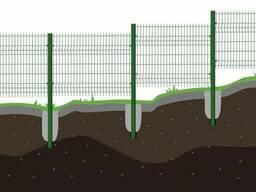 3D забор. 3Д Забор. Евроограждения. Еврозабор.