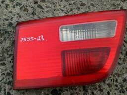 7164485 - фонарь крышки багажника левый BMW X5 (E53)