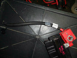 9217004 - Плюсовой провод аккумулятора BMW X5 (E70)