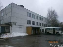 Административное здание под офис, склад