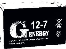 Аккумулятор 12V7a