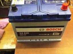 Аккумулятор BOSH 70Ач 630