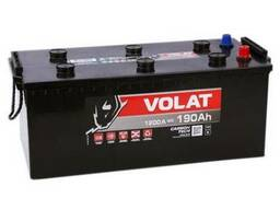 Аккумуляторы VOLAT 230 Ah-1300A. Доставка