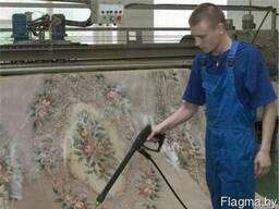 Аквачистка ковров и ковровых изделий