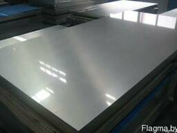 Алюминиевый лист гладкий толщиной от 0.5 до 5 мм. Доставка