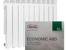 Алюминиевый радиатор Standard Hidravlika Economic A 80