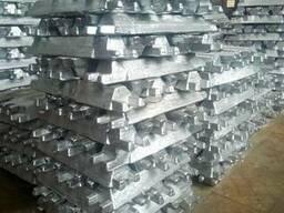 Алюминиевый сплав АК9Ч ГОСТ1583 в чушках