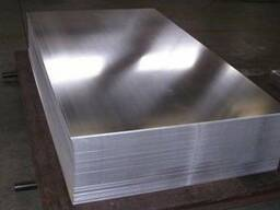 Алюминиевый гладкий лист (1мм). Доставка.