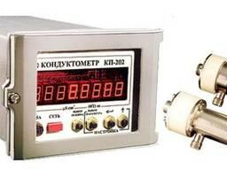 Анализатор жидкости кондуктометрический КП-202
