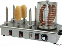 Аппарат для приготовления хот-догов Hurakan HKN-Y06