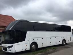 Аренда автобуса (51-53 п. м. ) г. Барановичи