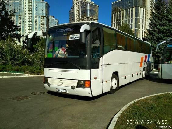 Аренда автобуса Мерседес 49 1 мест.