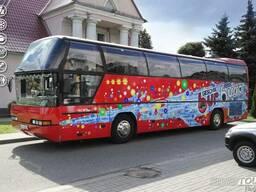 Аренда автобуса с водителем - фото 1