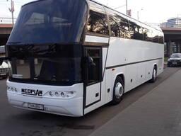 Доставка сотрудников. Автобус в Гомеле