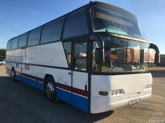 Аренда автобуса в Беларуси | Neoplan 51 место