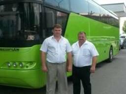 Аренда автобуса в Могилеве