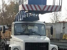 Аренда автовышки и автогидроподьёмника ап-17, 17 метров