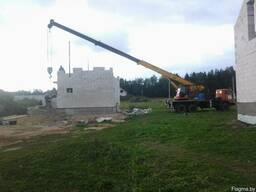 Аренда Автокрана 1-25 тонн 21м