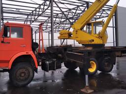 Услуги автокрана до 14 тонн