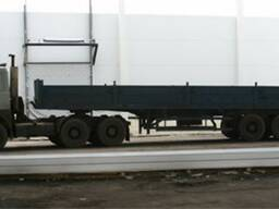 Аренда бортового автомобиля от 3 до 20 тонн