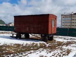 Аренда бытовки на колесах 5*2*1,9, г. Минск