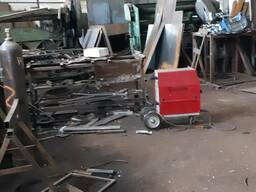 Аренда цеха по металлообработке