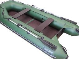 Аренда Четырёхместной лодки надувной АКВА 3200 пол