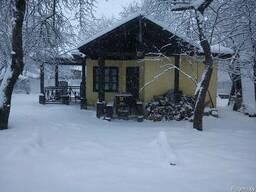 Аренда гостевого домика с русской баней