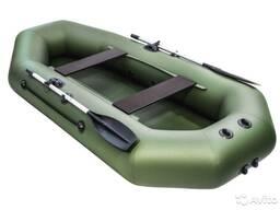 Аренда гребной ПВХ лодки Гелиос 28 (36 баллон) 2 места