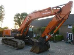 Аренда гусеничного экскаватора Hitachi 350 ковш 1, 8м3