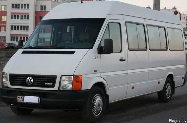 Аренда комфортного микроавтобуса с водителем