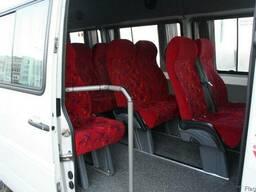 Аренда комфортного микроавтобуса с водителем - фото 2