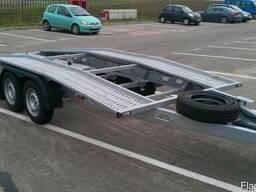 Аренда лафета для перевозки автомобилей и грузов