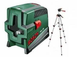 Аренда лазерного нивелира Bosch PCL 20 10.00-бел.руб