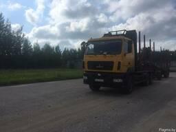 Аренда лесовоза МАЗ6501А8 3230 Минская область