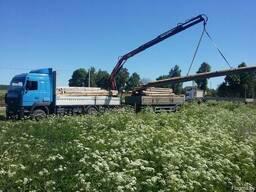 Аренда манипулятора 25 тонн