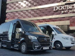 Аренда Микроавтобуса с водителем