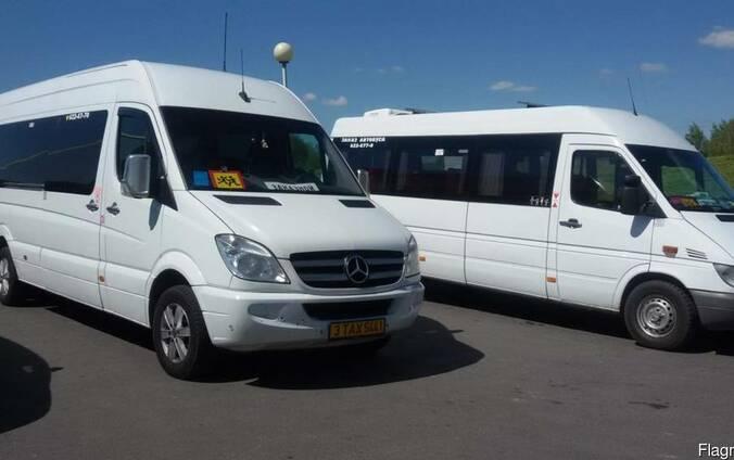 Аренда микроавтобусов в Светлогорске. Школьные туры.