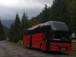Аренда нового комфортабельного автобуса