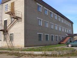 Аренда производственных, складских, офисных помещений