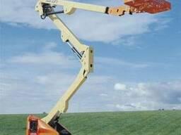 Аренда самоходного коленчатого подъемника 16 метров (вышки)