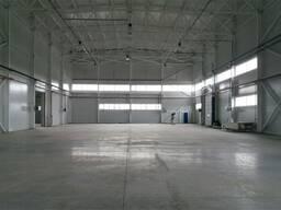 Аренда склад(производственный цех). Размещение ремон