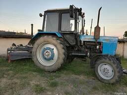 Аренда трактора.