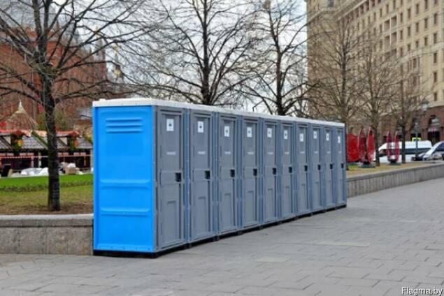 Аренда туалетных кабин (аренда биотуалетов)