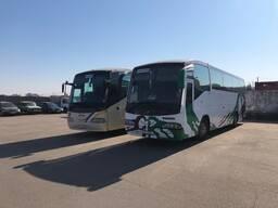 Аренда туристических автобусов по странам СНГ и Европы