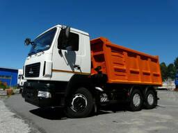 Аренда услуги самосвала маз 20 тонн 15.4 куба